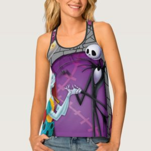 Jack and Sally Holding Hands Tank Top