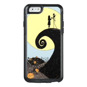 Jack and Sally | Moon Silhouette OtterBox iPhone Case