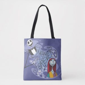 Jack and Sally - Now and Forever Tote Bag