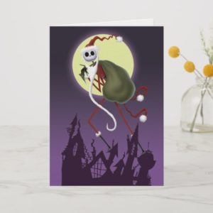 Jack Skellington | ...And To All A Good Fright! Holiday Card