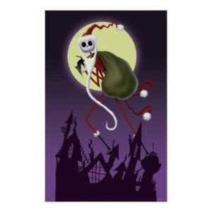 Jack Skellington   ...And To All A Good Fright! Poster