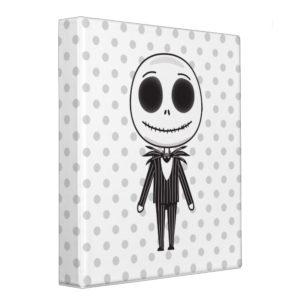 Jack Skellington Emoji Binder