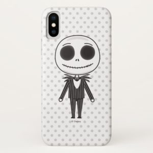 Jack Skellington Emoji Case-Mate iPhone Case