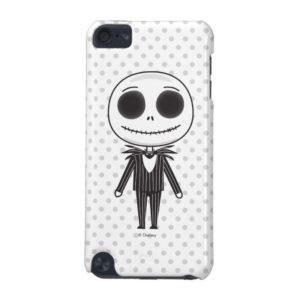 Jack Skellington Emoji iPod Touch (5th Generation) Cover