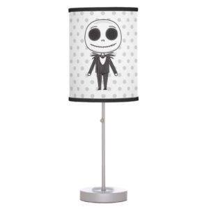 Jack Skellington Emoji Table Lamp