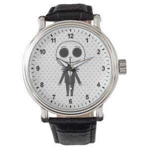 Jack Skellington Emoji Watch