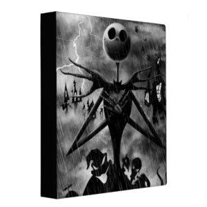 Jack Skellington   Ghostlike Charm Binder