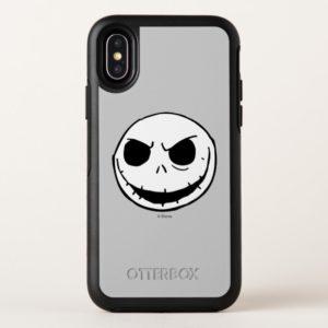 Jack Skellington - Head OtterBox iPhone Case