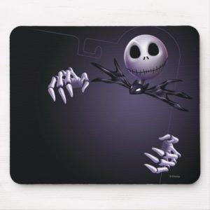 Jack Skellington | Jack Border Mouse Pad