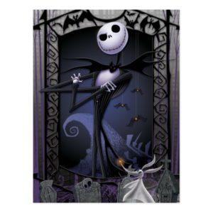 Jack Skellington | King of Halloweentown Postcard
