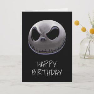 Jack Skellington | Master of Fright Holiday Card