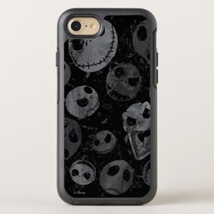 Jack Skellington Pattern OtterBox iPhone Case