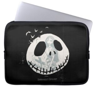 Jack Skellington | Seriously Spooky Laptop Sleeve