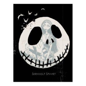 Jack Skellington | Seriously Spooky Postcard
