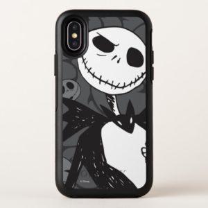 Jack Skellington | Skellington Background OtterBox iPhone Case