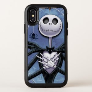 Jack Skellington | Spider Web Frame OtterBox iPhone Case