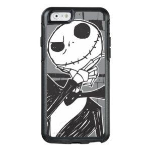 Jack Skellington | Spooky Eye Background OtterBox iPhone Case