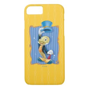 Jiminy Cricket Lifting His Hat Case-Mate iPhone Case