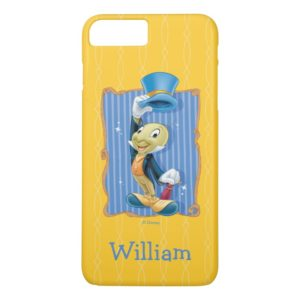 Jiminy Cricket Lifting His Hat   Your Name Case-Mate iPhone Case
