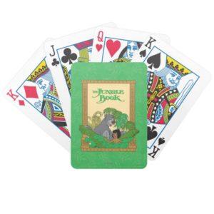 Jungle Book - Mowgli and Baloo Bicycle Playing Cards