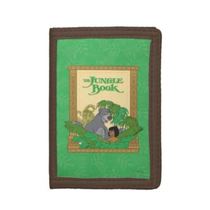 Jungle Book - Mowgli and Baloo Tri-fold Wallet