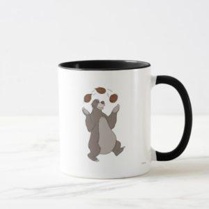 Jungle Book's Baloo Juggling Disney Mug