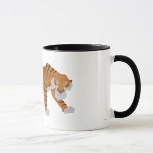 Jungle Book's Shere Khan Disney Mug