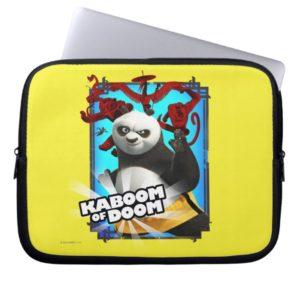 Kaboom of Doom Laptop Sleeve