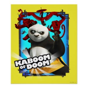 Kaboom of Doom Poster