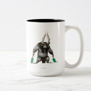 Kai Hungry for More Power Two-Tone Coffee Mug