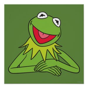 Kermit the Frog Poster