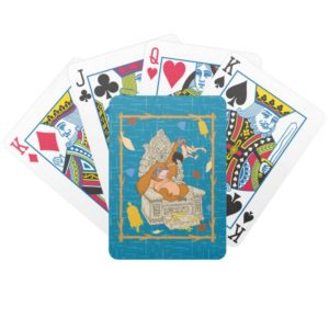 King Louie Bicycle Playing Cards
