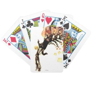 Kingdom Hearts: 358/2 Days | Roxas, Axel, & Xion Bicycle Playing Cards