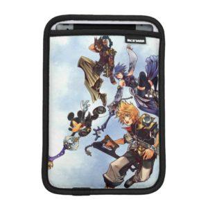 Kingdom Hearts: Birth by Sleep | Main Cast Box Art iPad Mini Sleeve