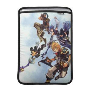 Kingdom Hearts: Birth by Sleep | Main Cast Box Art MacBook Air Sleeve