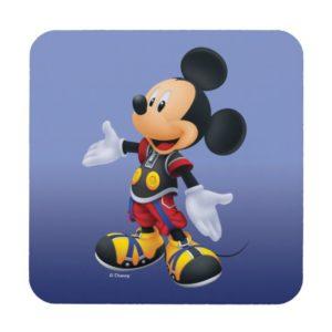 Kingdom Hearts: Chain of Memories | King Mickey Beverage Coaster