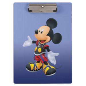 Kingdom Hearts: Chain of Memories | King Mickey Clipboard