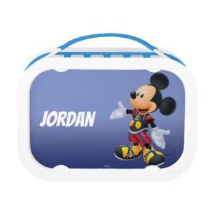 Kingdom Hearts: Chain of Memories | King Mickey Lunch Box