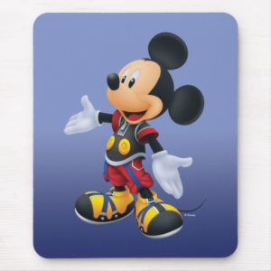 Kingdom Hearts: Chain of Memories | King Mickey Mouse Pad