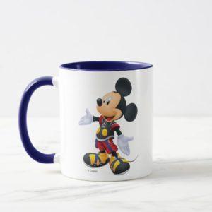 Kingdom Hearts: Chain of Memories | King Mickey Mug