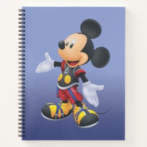 Kingdom Hearts: Chain of Memories | King Mickey Notebook