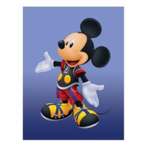Kingdom Hearts: Chain of Memories | King Mickey Postcard