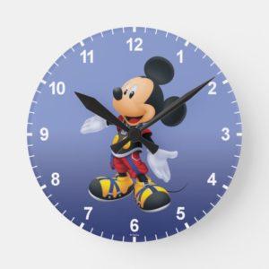 Kingdom Hearts: Chain of Memories | King Mickey Round Clock