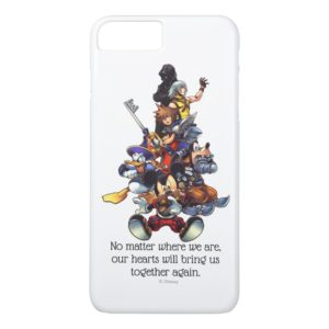 Kingdom Hearts: coded | Main Cast Key Art Case-Mate iPhone Case
