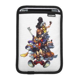 Kingdom Hearts: coded | Main Cast Key Art iPad Mini Sleeve