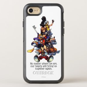 Kingdom Hearts: coded | Main Cast Key Art OtterBox iPhone Case