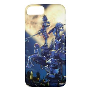 Kingdom Hearts | Heart Moon Box Art Case-Mate iPhone Case