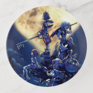 Kingdom Hearts | Heart Moon Box Art Trinket Trays