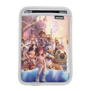 Kingdom Hearts II | Hollow Bastion Key Art iPad Mini Sleeve