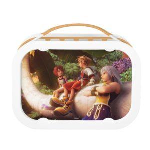 Kingdom Hearts   Kairi, Sora, & Riku Film Still Lunch Box